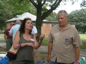 Susan and Jerry Dumas July 2012